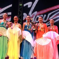 Ravishing Beauty was reworded Overall 21 Third Place and Folkloric Gold Medal of 2015 ShowStopper
