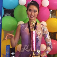 Irena Wan overall 4th at Danceshowcase and 2rd in category   best cusstom grand final 4th