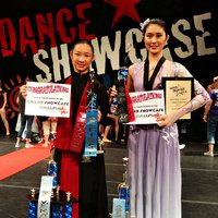 Michelle Tang_Resolution awarded 1st in Folkloric Senior Level- 1st Overall in 2015 Dance Showcase National and 2nd in Grand Showcase 2015