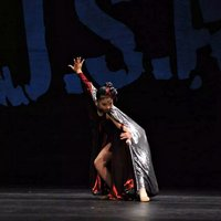 Jolin Sun overall 11th and category 1st at  Danceshowcase