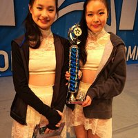Oliva Wang won  the 1st place and overall 8th at level III and her Duet with  Daisy Lin won the Top leave 1st place and Overall 4th at 2015 KAR National Dance Competation