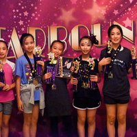 Joline Sun_Chinese Barbie_awarded High Gold and Starbound 2015 National 4th Overall.