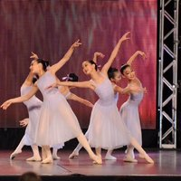 OAEC students at 2015 National Dance Competition Season.